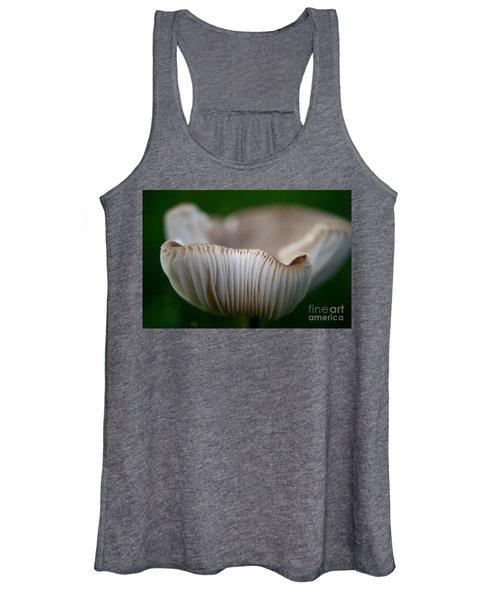 Wild Mushroom-3 Women's Tank Top