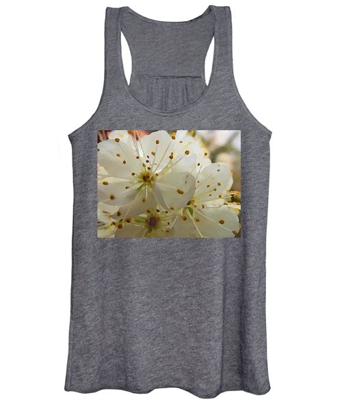 Wild Sand Plum  Women's Tank Top