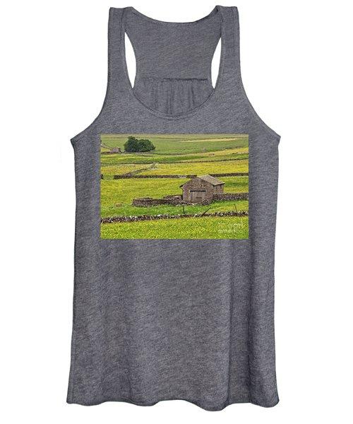 Wildflower Meadows Women's Tank Top