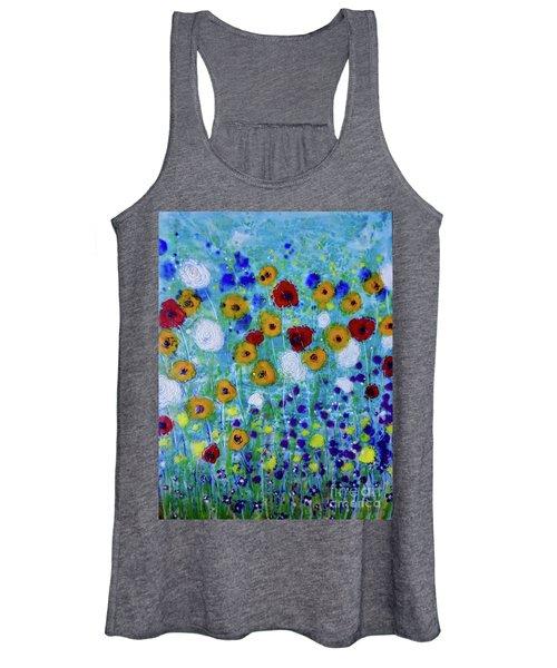 Wildflowers Never Fade Women's Tank Top