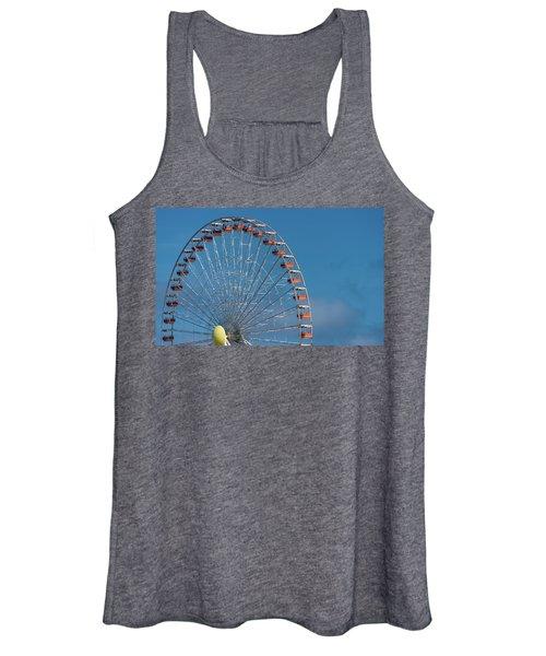 Wildwood Ferris Wheel Women's Tank Top