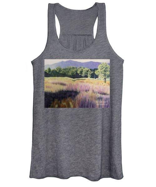 Willamette Meadow Women's Tank Top