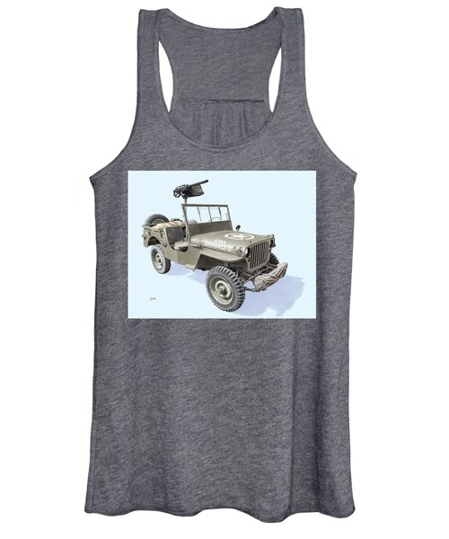 Willy Women's Tank Top