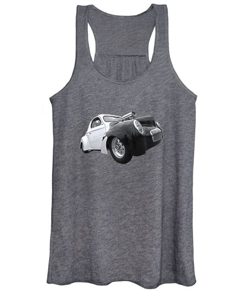 Willys Coupe 1941 Women's Tank Top