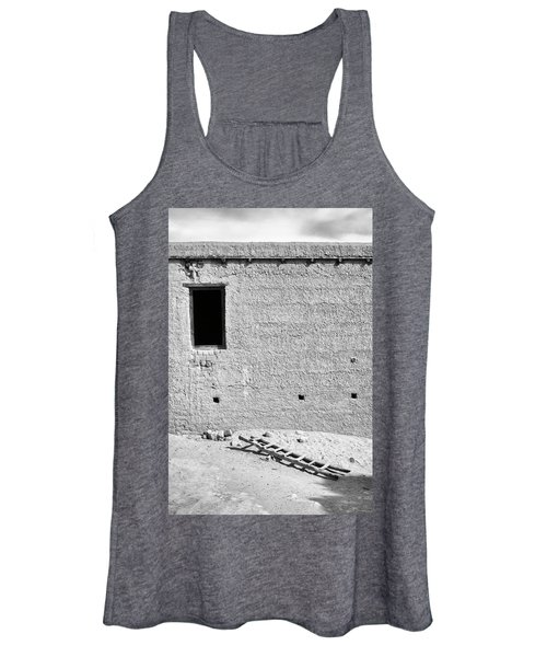 Window And Ladder, Shey, 2005 Women's Tank Top
