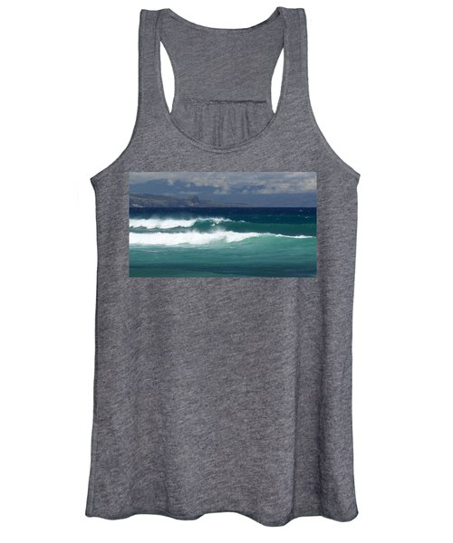 Windswept Ho'okipa Women's Tank Top