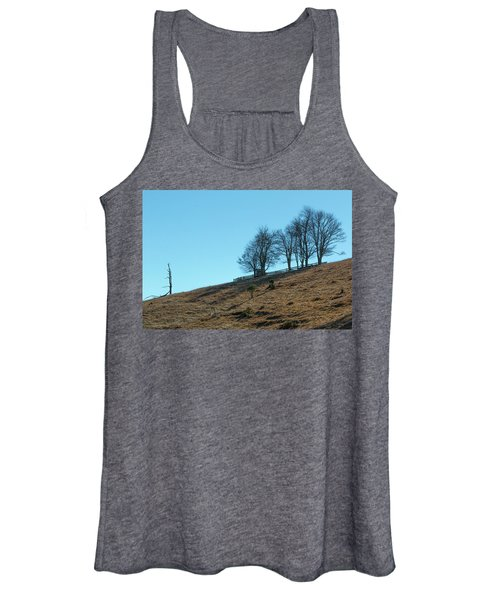 Windswept Trees - December 7 2016 Women's Tank Top
