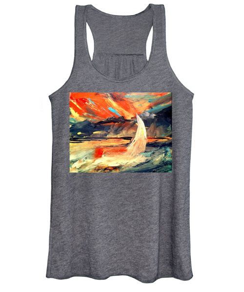 Windy Sail Women's Tank Top