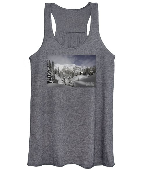 Winter Comes Softly Women's Tank Top