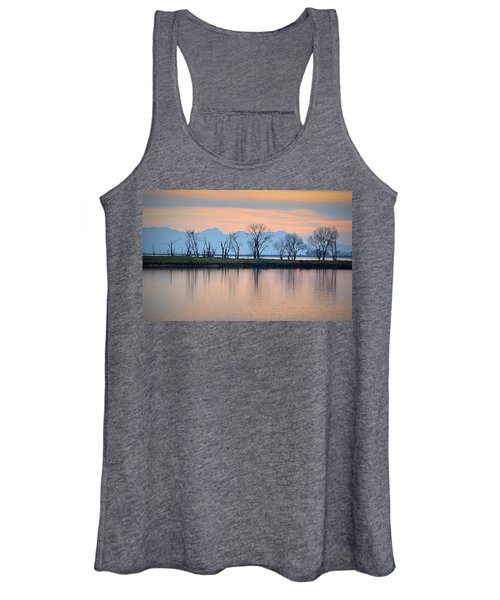 Winter Reflections Women's Tank Top