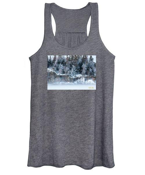 Winter Shore Women's Tank Top