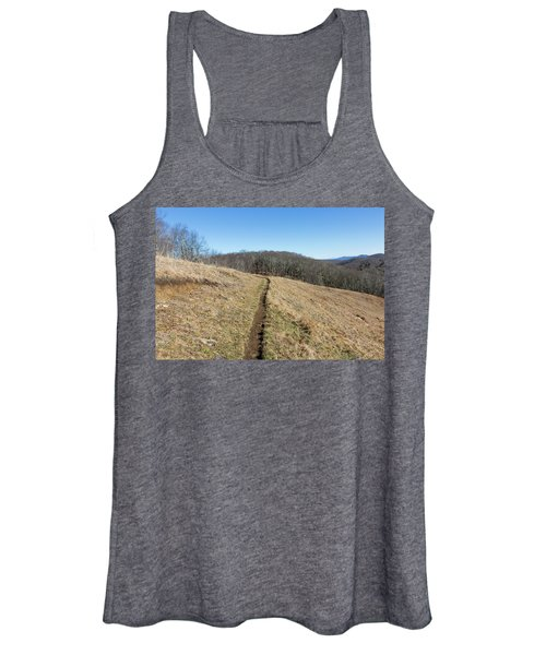 Winter Trail - December 7, 2016 Women's Tank Top