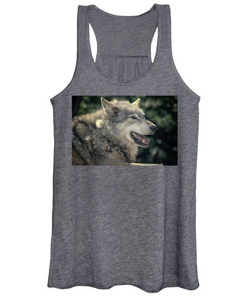 Wolf Rock Women's Tank Top
