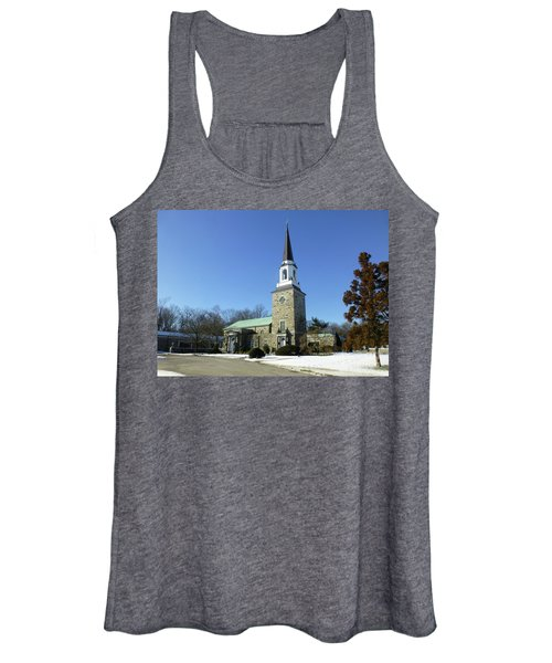 Woodlawn Cemetery Chapel Women's Tank Top