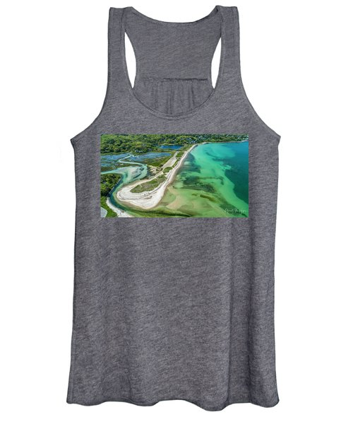 Woodneck Beach Women's Tank Top