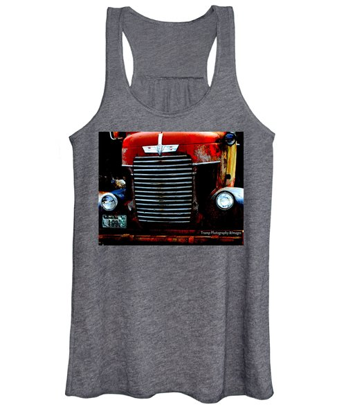 Working Women's Tank Top