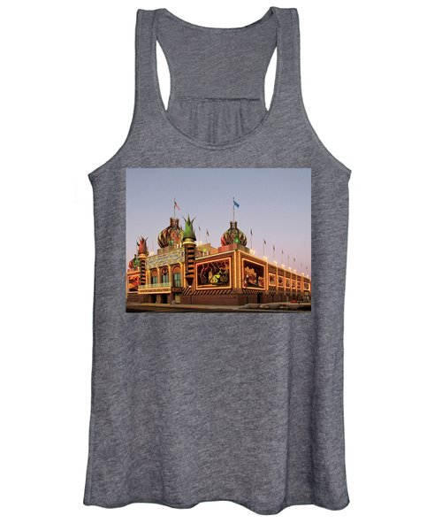 World's Only Corn Palace 2017-18 Women's Tank Top