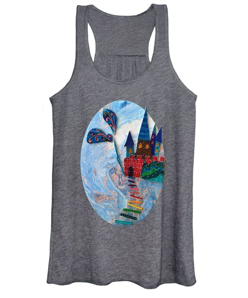 Wuthering Heights Women's Tank Top