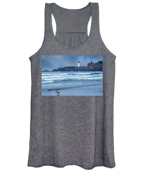 Yaquina Head Lighthouse Women's Tank Top