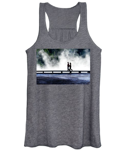Yellowstone Walkers Women's Tank Top