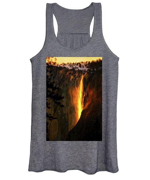 Yosemite Firefall Women's Tank Top