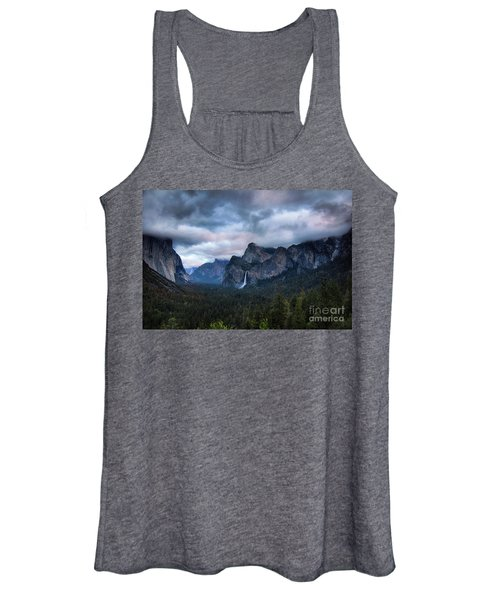 Yosemite Valley  Women's Tank Top