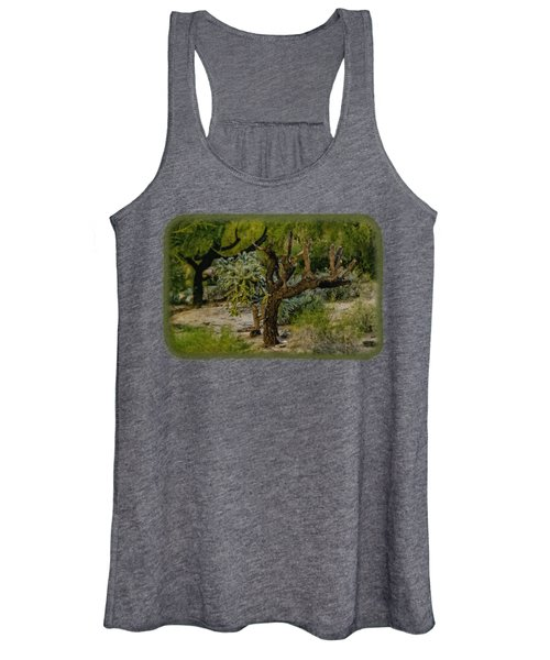 Young And Old Women's Tank Top