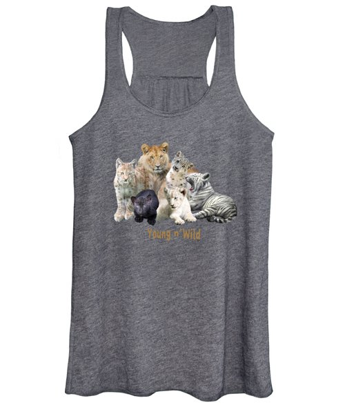 Young And Wild Women's Tank Top