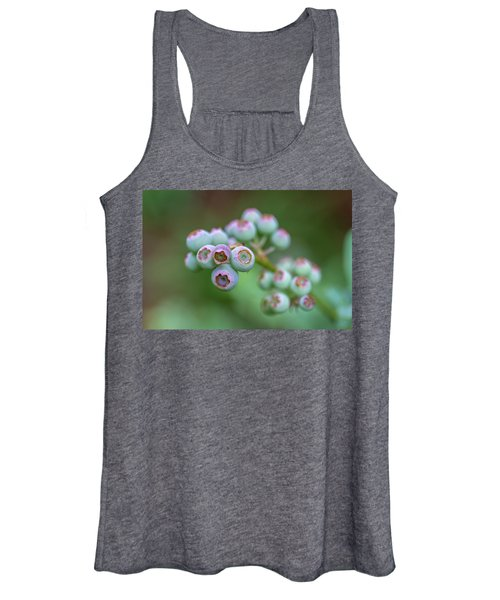 Young Blueberries Women's Tank Top