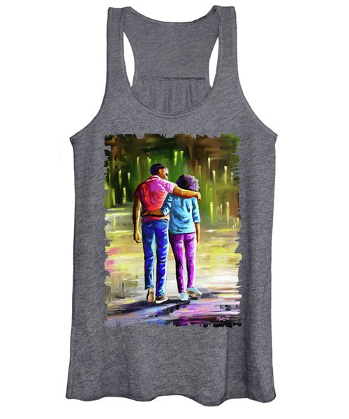 Young Lovers Women's Tank Top