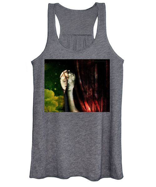 You...with The Clouds In Your Eyes Women's Tank Top