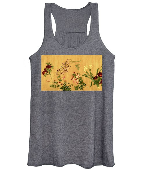 Yuan's Hundred Flowers Women's Tank Top
