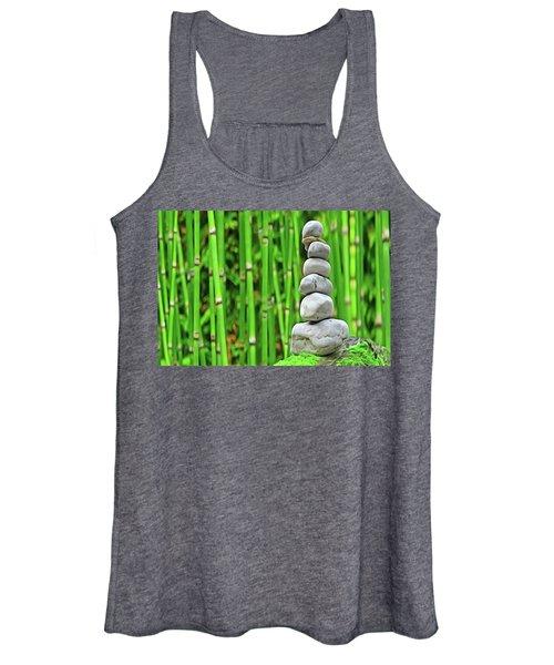 Zen Garden Women's Tank Top