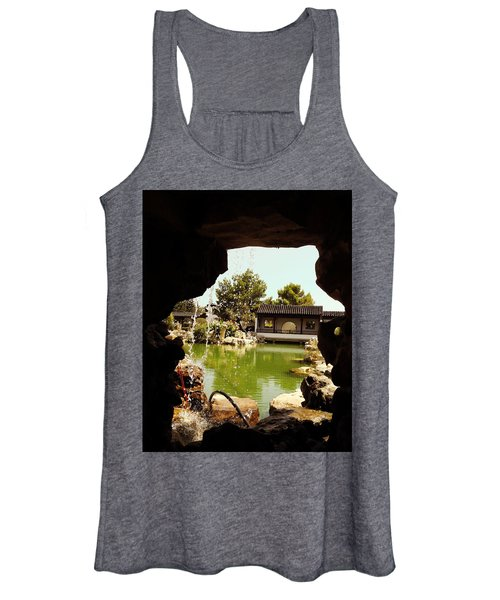 Zen Garden Women's Tank Top
