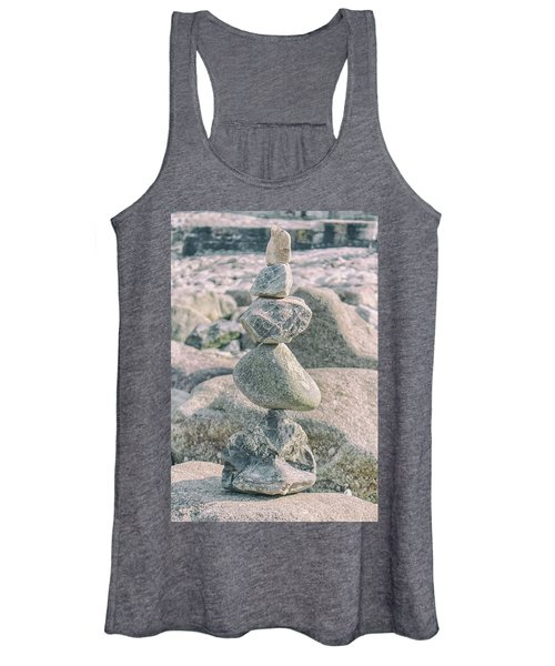 Zen Rocks Women's Tank Top