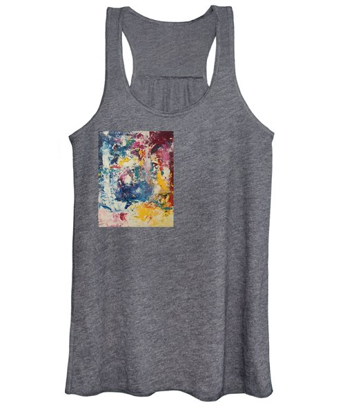 Playing With Color IIi Women's Tank Top