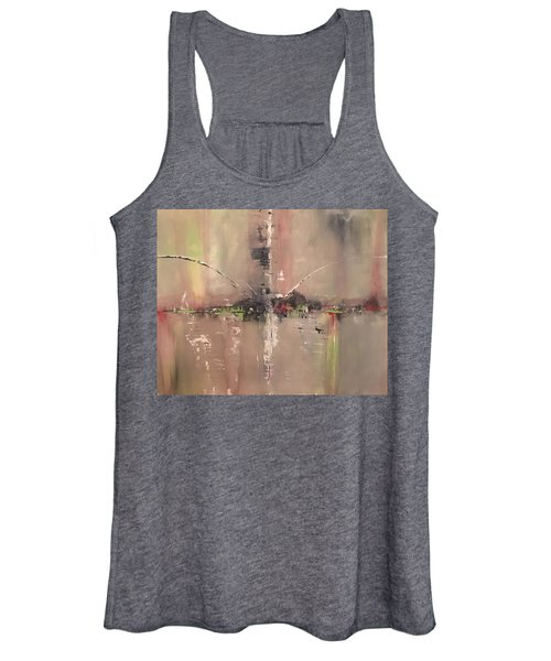 Abstract I Women's Tank Top
