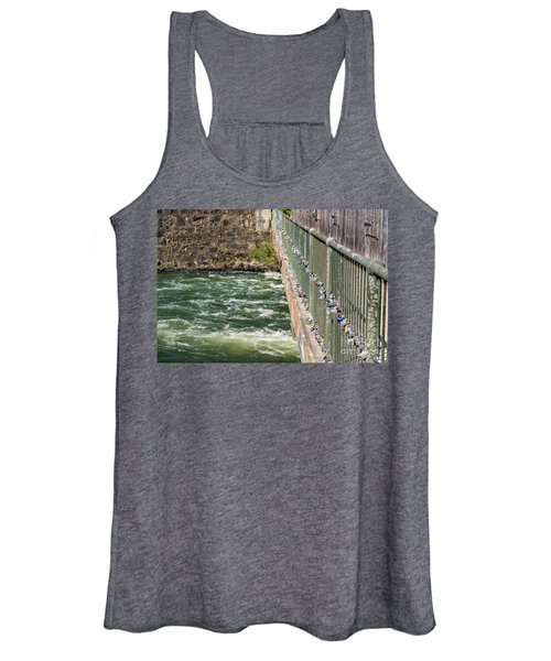 Augusta Canal Headgates - Augusta Ga Women's Tank Top