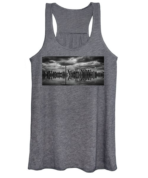 Clouds Over Toronto Women's Tank Top