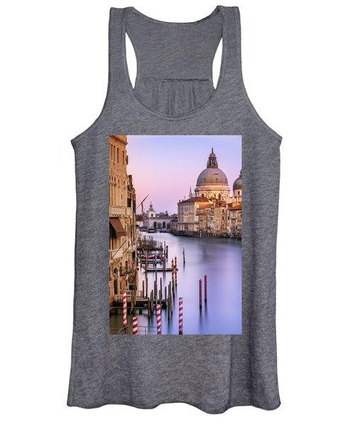 Evening Light In Venice Women's Tank Top