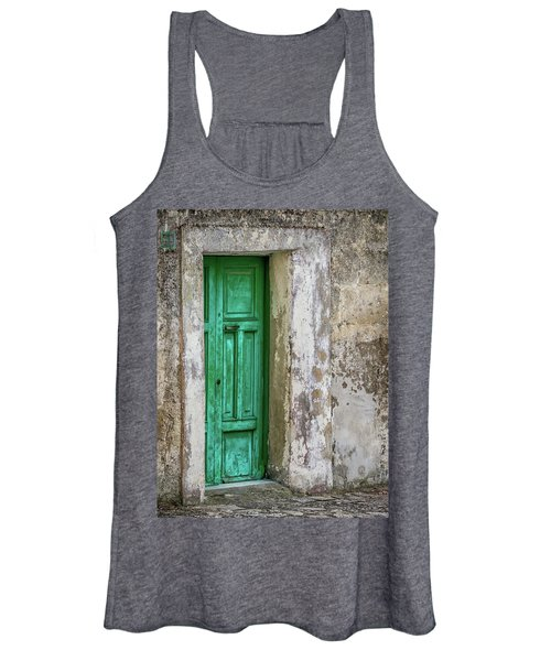 Green Door 2 Women's Tank Top