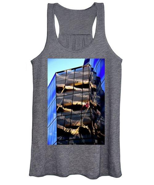 Iac Frank Gehry Building Women's Tank Top