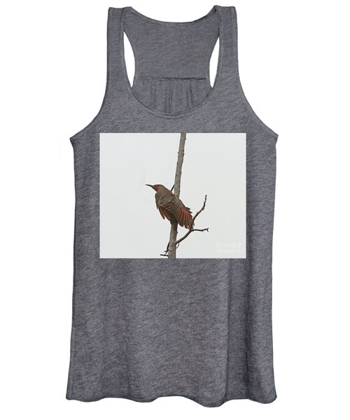 Northern Flicker Women's Tank Top