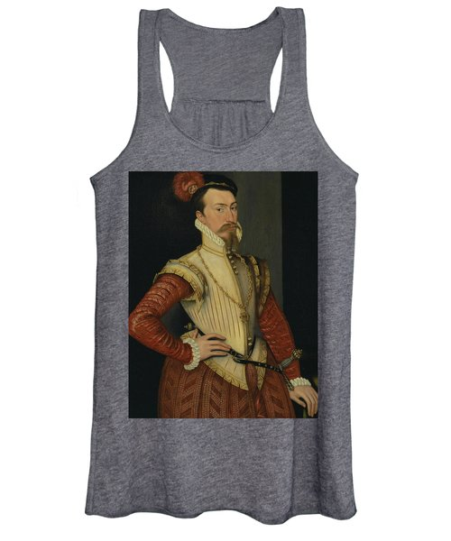 Robert Dudley, 1st Earl Of Leicester Women's Tank Top