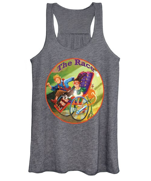 The Race Women's Tank Top