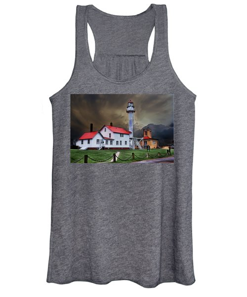Whitefish Point Lighthouse Women's Tank Top