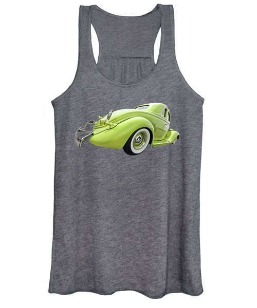 1935 Ford Coupe Women's Tank Top