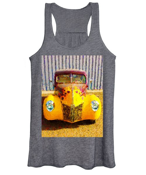 1940 Ford Women's Tank Top