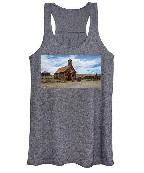 Bodie Church Women's Tank Top
