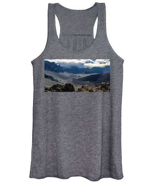 Haleakala Crater Women's Tank Top